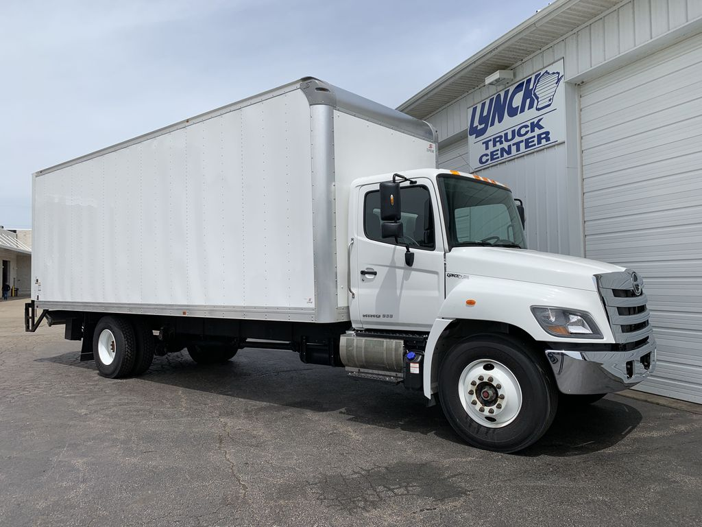 2019 Hino Truck Single Cab, Supreme Dry Freight #21945T - photo 1