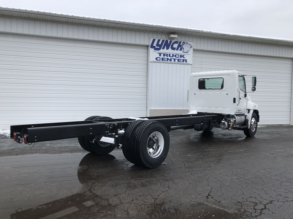 2020 Hino Truck, Cab Chassis #22244T - photo 1