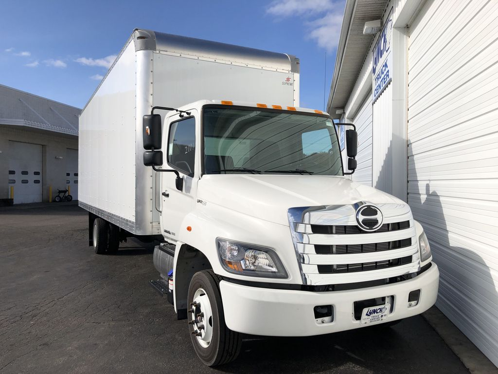 2020 Hino Truck, Supreme Dry Freight #22340T - photo 1