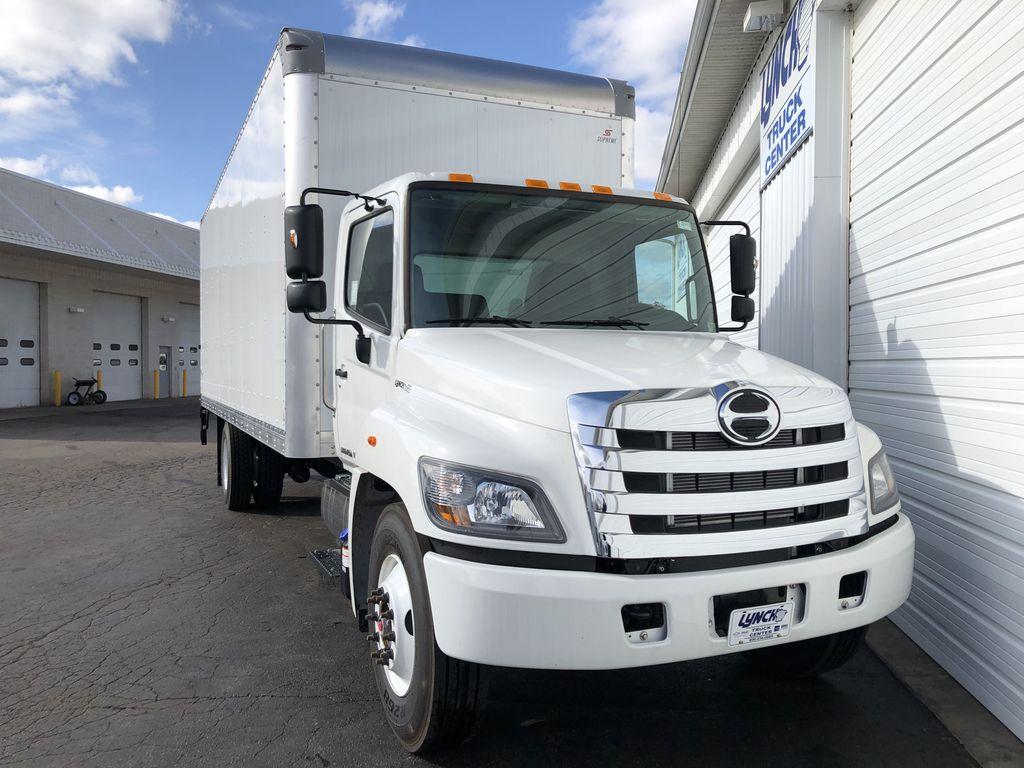 2020 Hino Truck Single Cab RWD, Supreme Dry Freight #22471T - photo 1