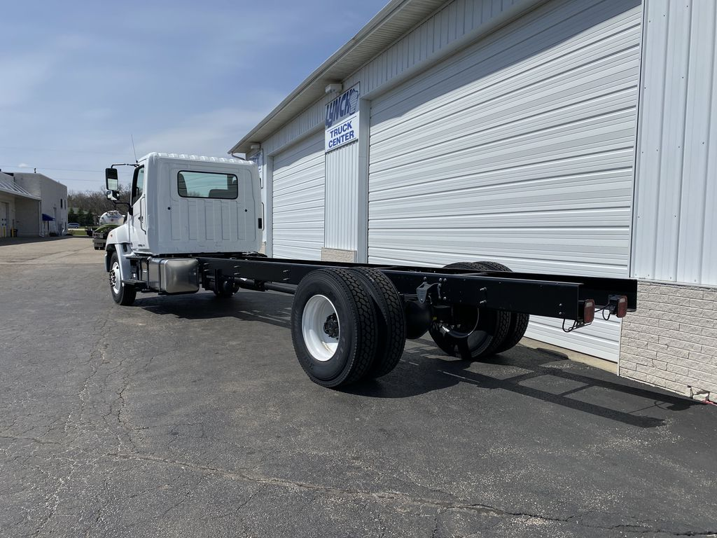 2020 Hino Truck Single Cab RWD, Cab Chassis #22507T - photo 1