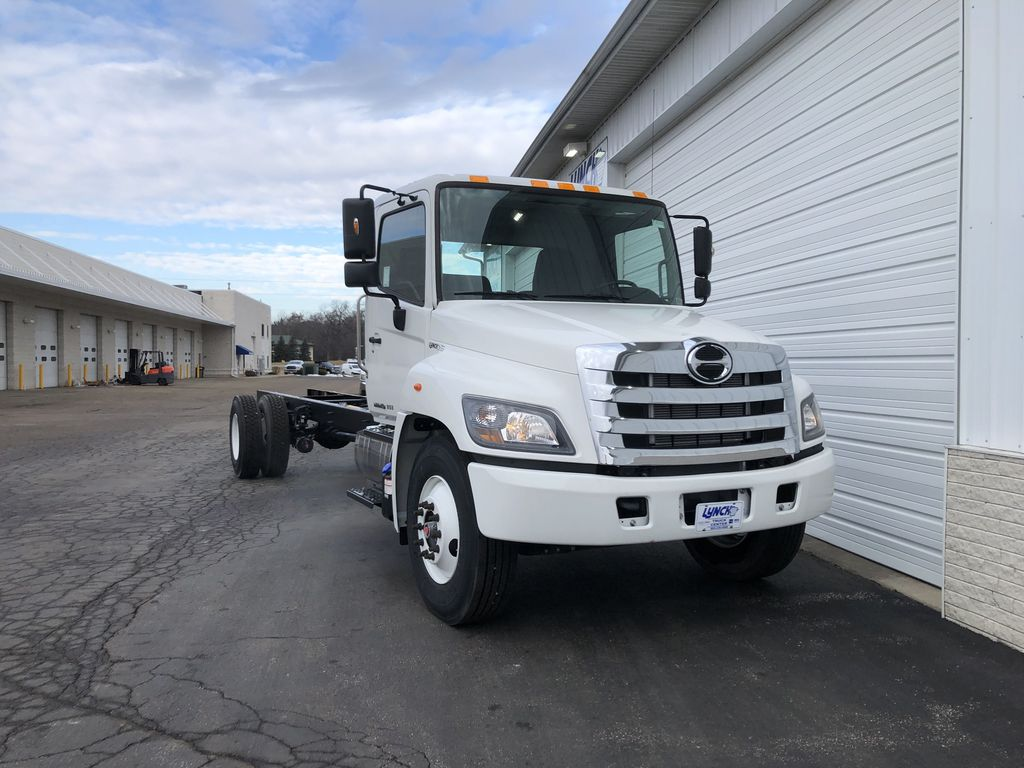 2020 Hino Truck Single Cab, Cab Chassis #22538T - photo 1