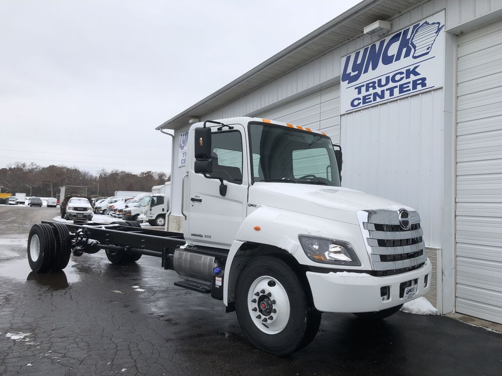 2020 Hino Truck Single Cab RWD, Cab Chassis #22583T - photo 1