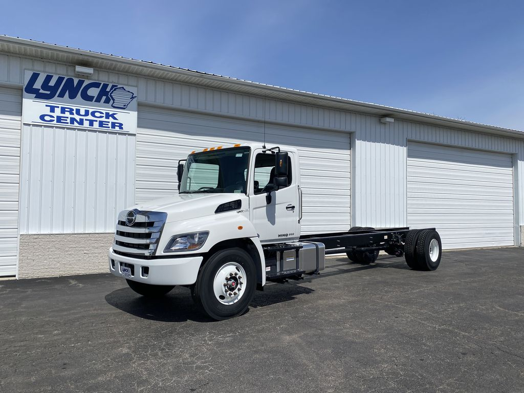 2020 Hino Truck Single Cab RWD, Cab Chassis #22597T - photo 1