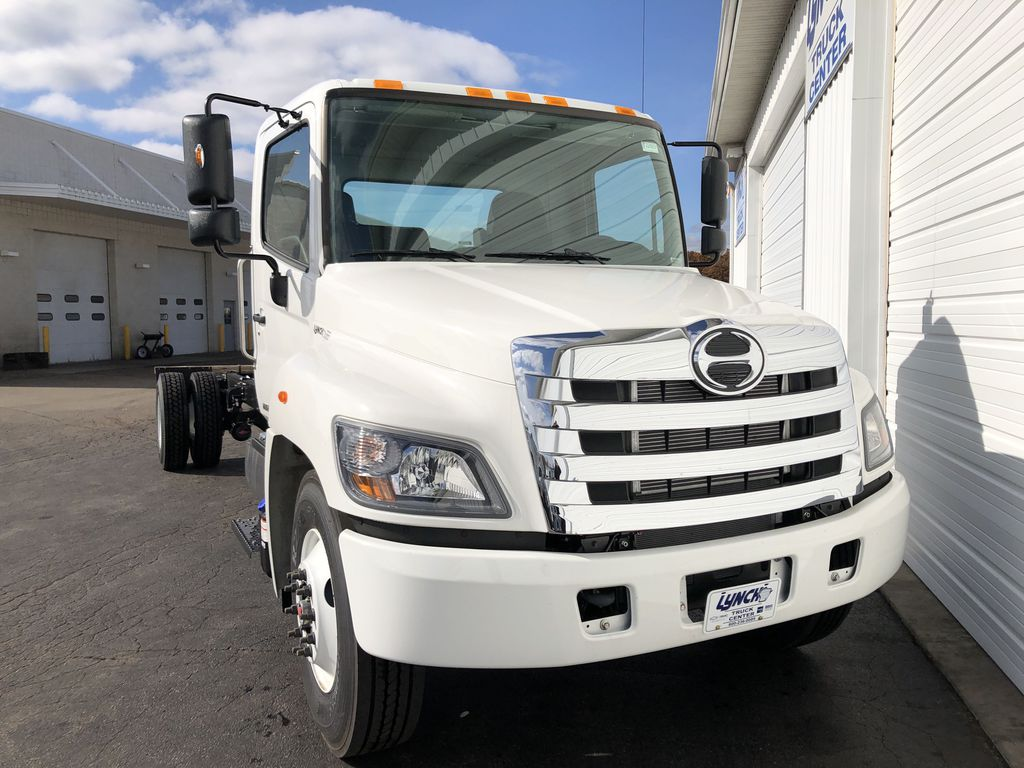 2020 Hino Truck Single Cab RWD, Cab Chassis #22605T - photo 1