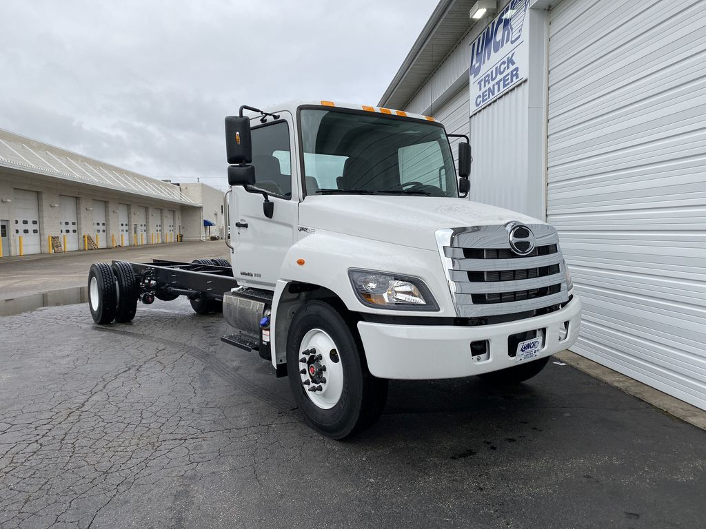 2020 Hino Truck Single Cab RWD, Cab Chassis #22689T - photo 1