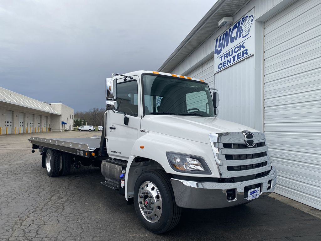 2020 Hino Truck Single Cab, Cab Chassis #22788W - photo 1