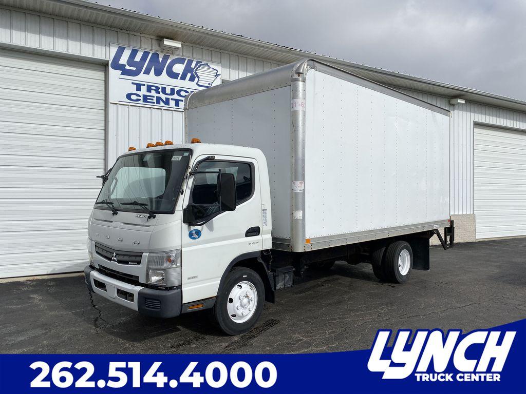 2012 Mitsubishi Fuso Truck, Dry Freight #9194 - photo 1