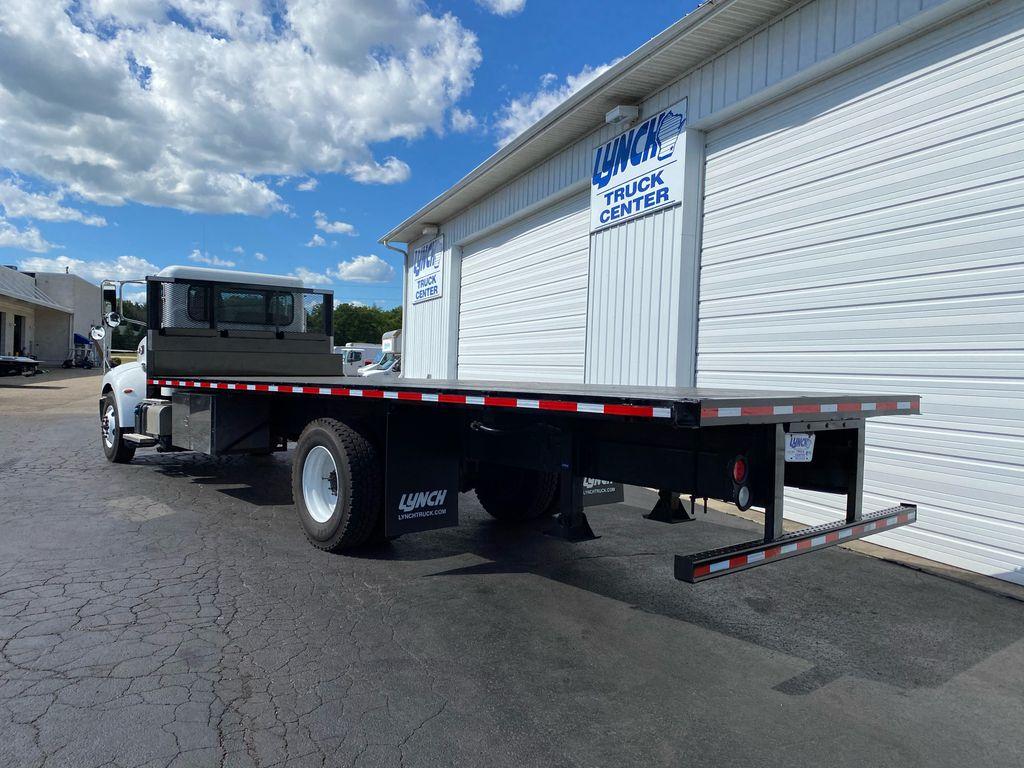 2019 Peterbilt Truck 4x2, Platform Body #9471 - photo 1