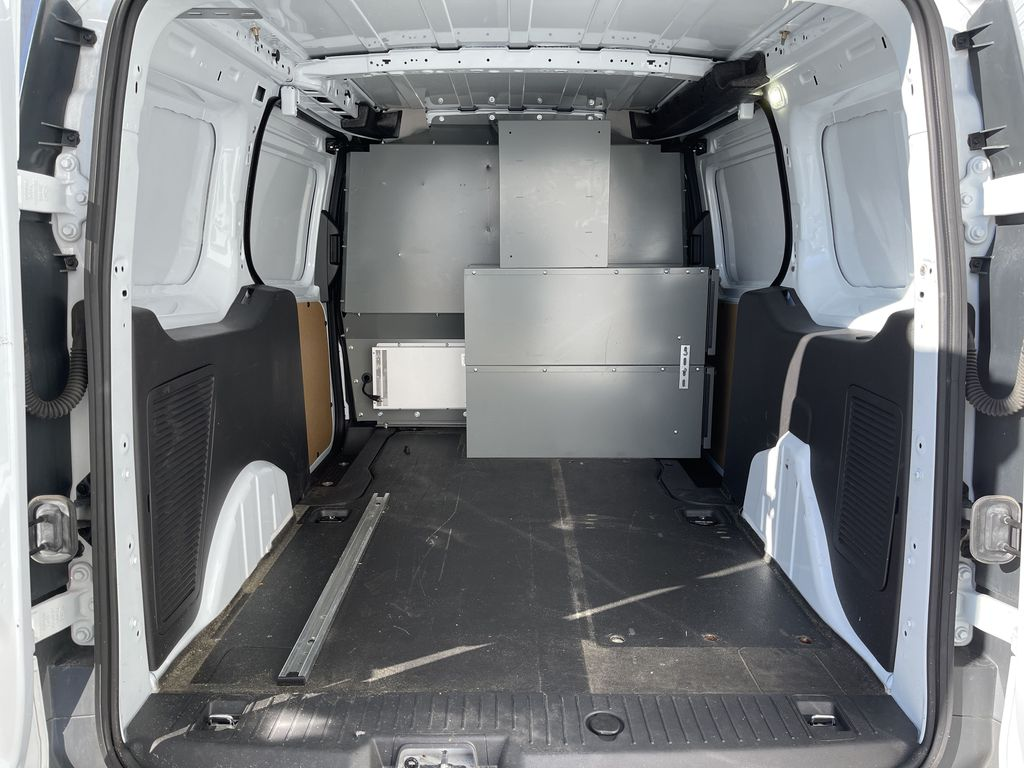 2017 Ford Transit Connect 4x2, Upfitted Cargo Van #9510 - photo 1