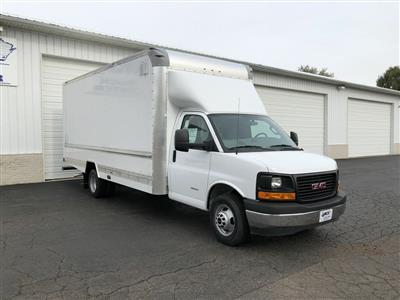 2017 Savana 4500 4x2,  Supreme Iner-City Cutaway Van #20967T - photo 14