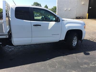 2018 Canyon Extended Cab 4x2,  Platform Body #21424T - photo 11