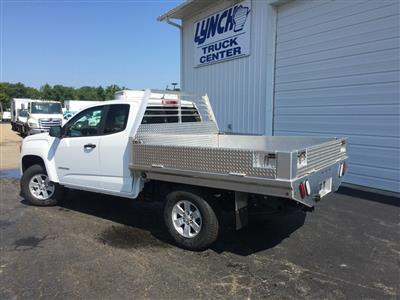 2018 Canyon Extended Cab 4x2,  Platform Body #21424T - photo 2