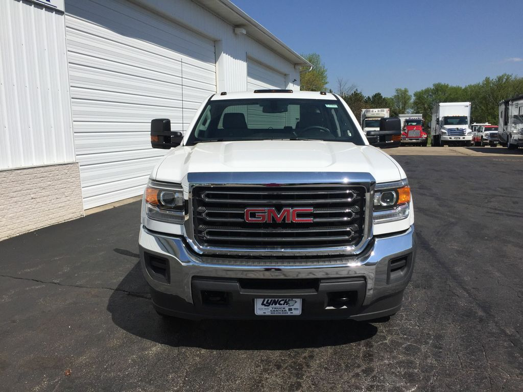 2018 Sierra 3500 Extended Cab 4x4,  Cab Chassis #21484T - photo 13