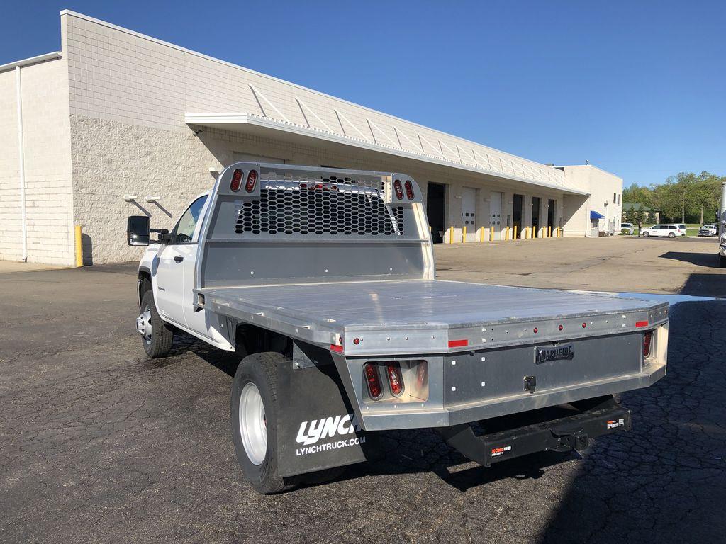 2018 GMC Sierra 3500 Extended Cab 4x4, Knapheide Platform Body #21484T - photo 1