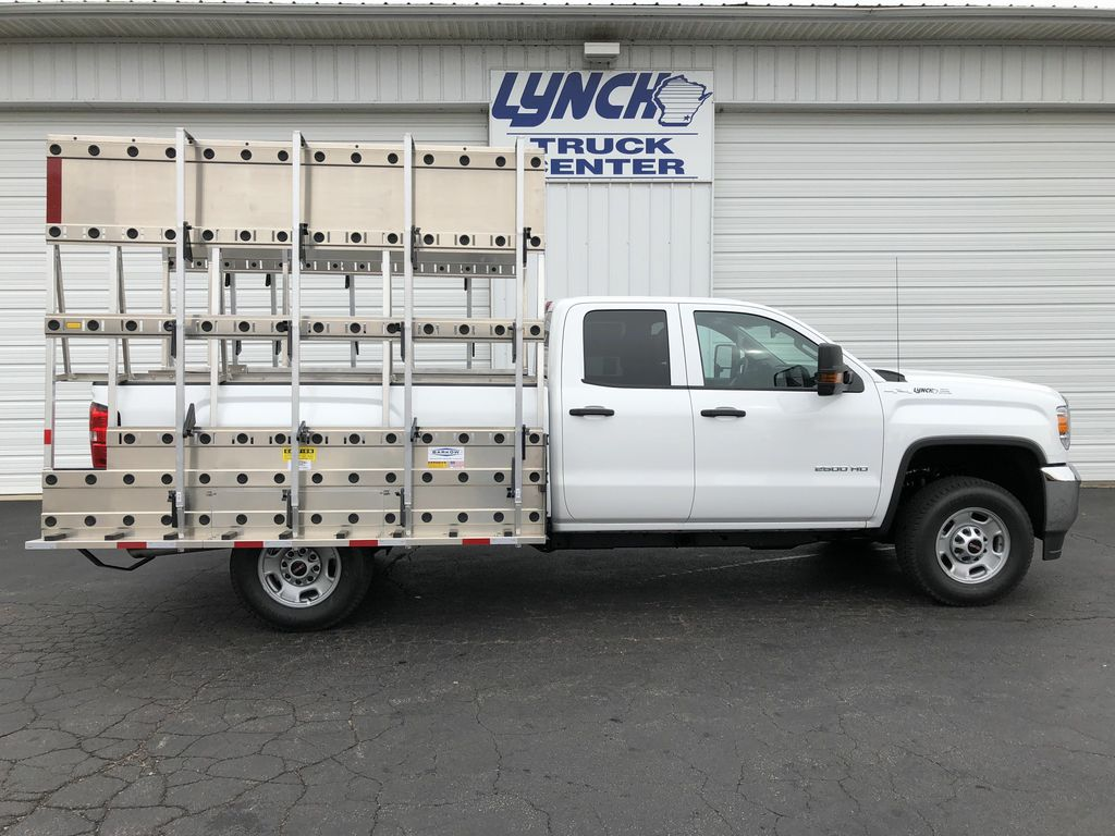 2019 Sierra 2500 Extended Cab 4x4,  Glass Body #21675T - photo 12