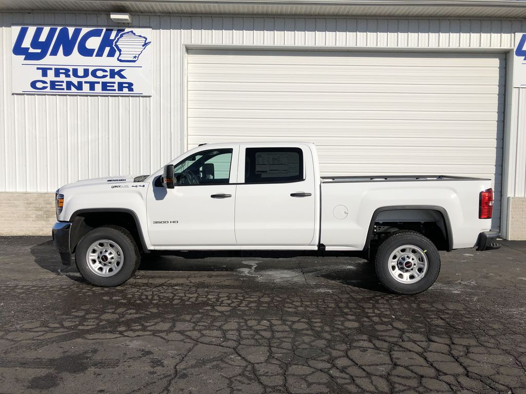 2019 Sierra 3500 Crew Cab 4x4,  Pickup #21880T - photo 4