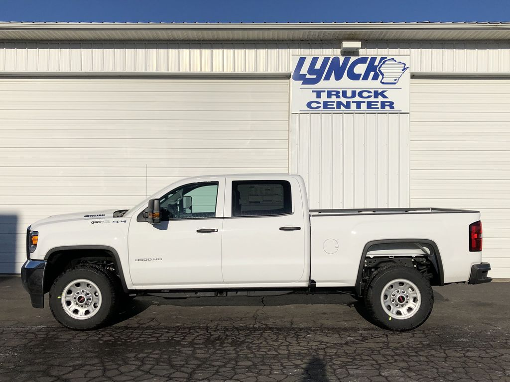 2019 Sierra 3500 Crew Cab 4x4,  Pickup #21898T - photo 3