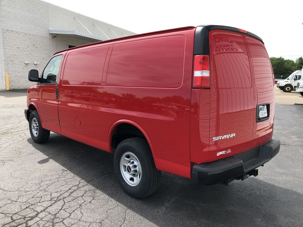 2019 Savana 3500 4x2, Empty Cargo Van #21951T - photo 3