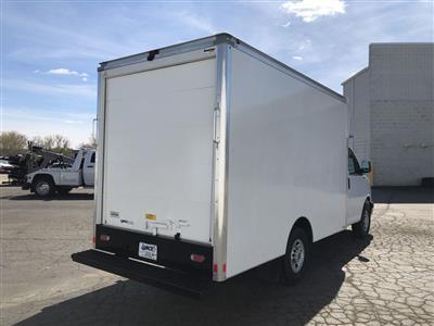 2018 Savana 3500 4x2, Supreme Spartan Cargo Cutaway Van #22139T - photo 7