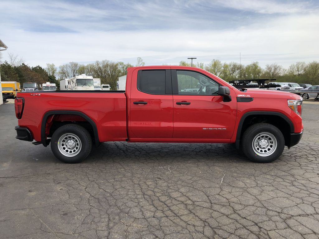 2019 Sierra 1500 Extended Cab 4x4, Pickup #22194T - photo 10