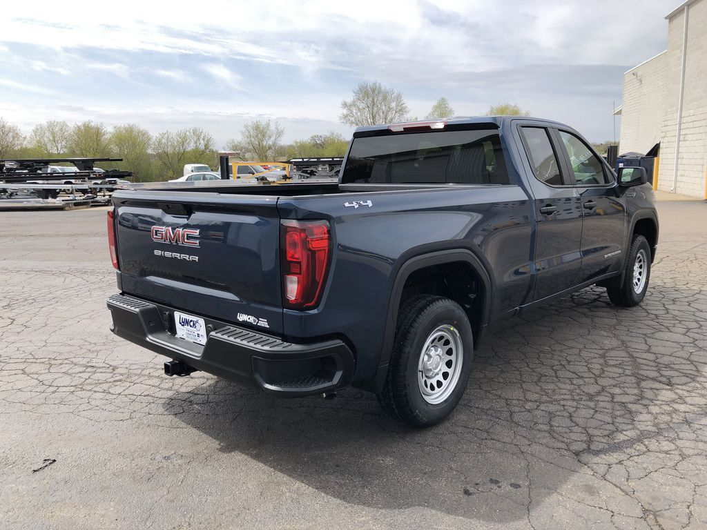 2019 Sierra 1500 Extended Cab 4x4, Pickup #22199T - photo 9