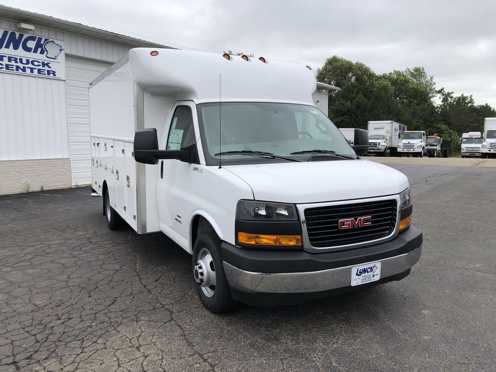 2019 Savana 4500 4x2, Supreme Spartan Service Utility Van #22450T - photo 10