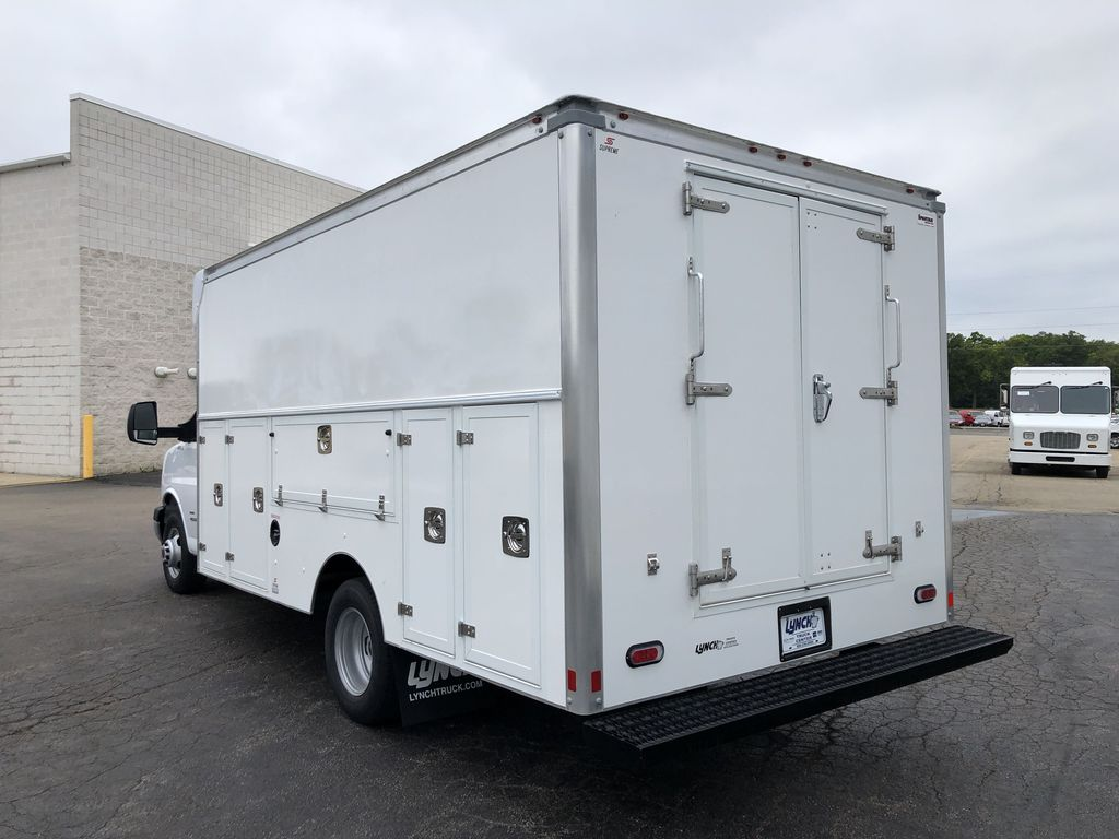 2019 Savana 4500 4x2, Supreme Service Utility Van #22450T - photo 1