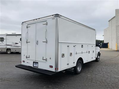 2019 Savana 4500 4x2, Supreme Spartan Service Utility Van #22450T - photo 8