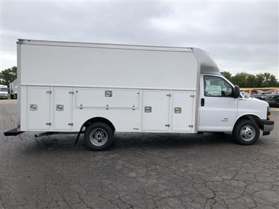 2019 Savana 4500 4x2, Supreme Spartan Service Utility Van #22450T - photo 9