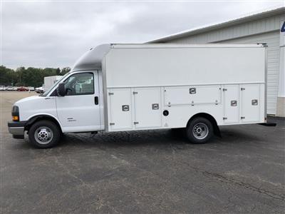 2019 Savana 4500 4x2, Supreme Spartan Service Utility Van #22450T - photo 4