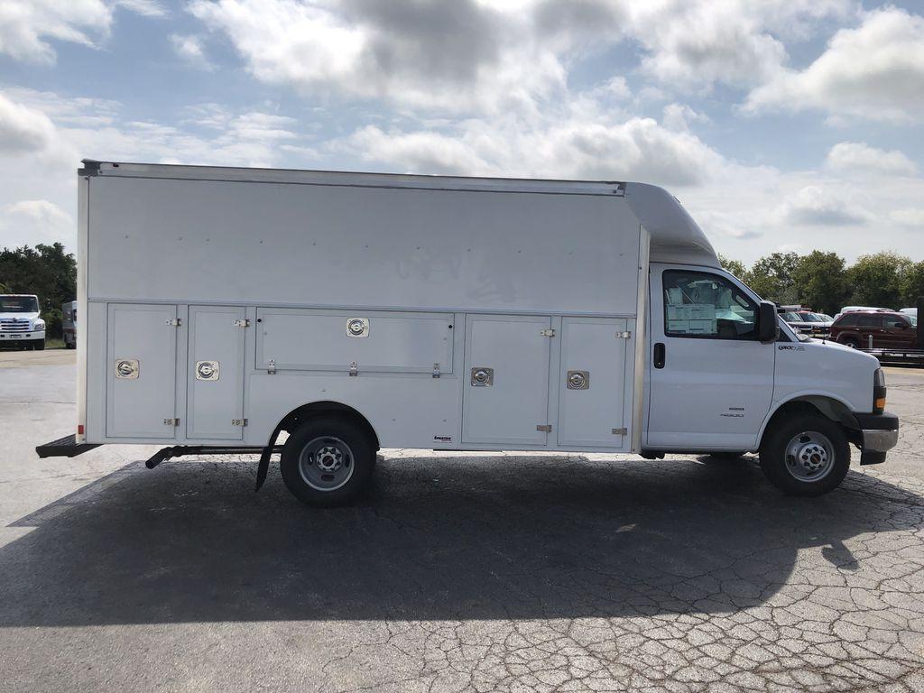 2019 Savana 4500 4x2, Supreme Spartan Service Utility Van #22452T - photo 9