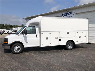 2019 Savana 4500 4x2, Supreme Spartan Service Utility Van #22452T - photo 4