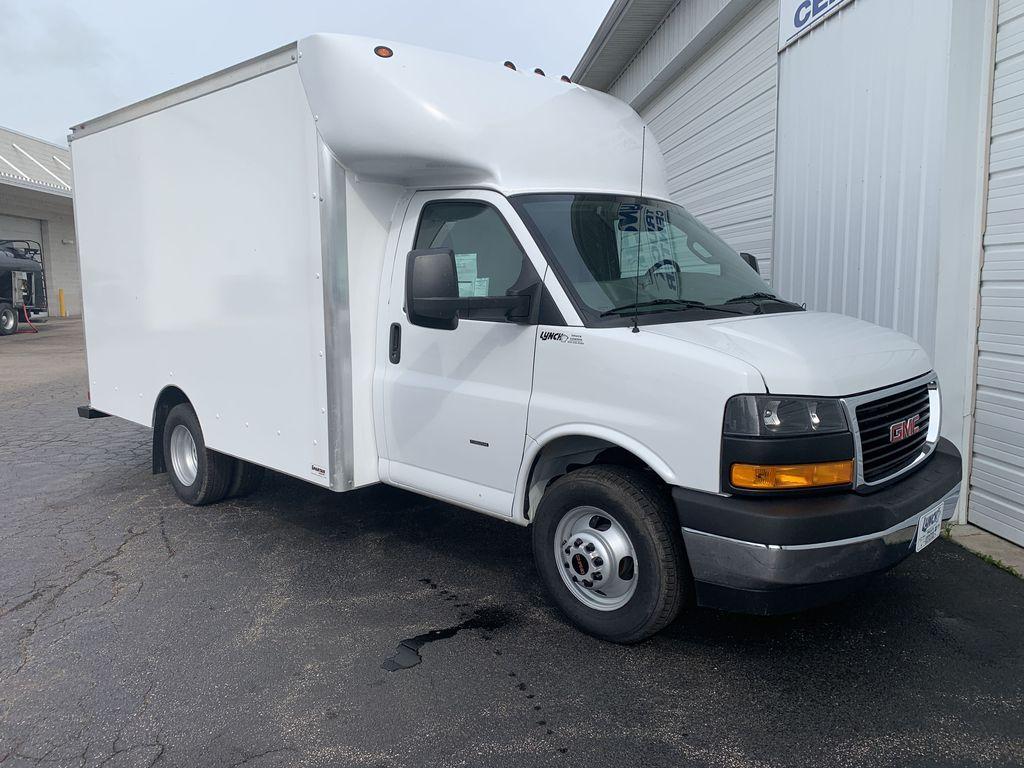 2019 Savana 3500 4x2, Supreme Spartan Cargo Cutaway Van #22453T - photo 14