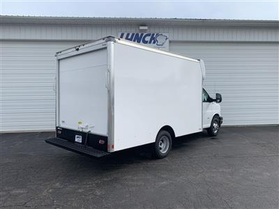 2019 Savana 3500 4x2, Supreme Spartan Cargo Cutaway Van #22453T - photo 12