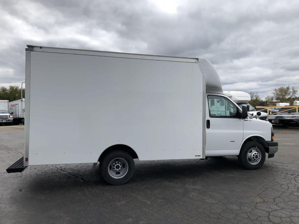 2019 Savana 3500 4x2, Supreme Spartan Cargo Cutaway Van #22683T - photo 10