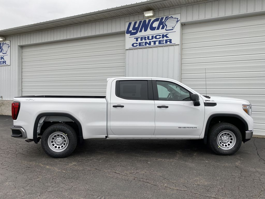 2019 Sierra 1500 Crew Cab 4x4, Pickup #22692T - photo 12