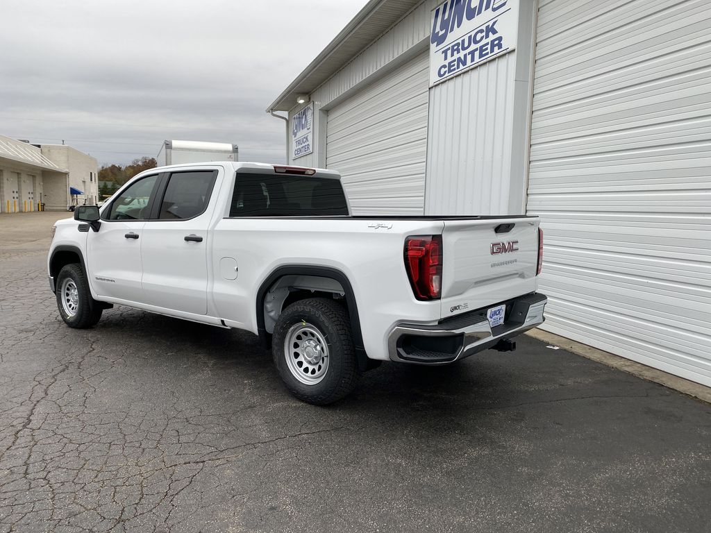 2019 Sierra 1500 Crew Cab 4x4, Pickup #22692T - photo 2