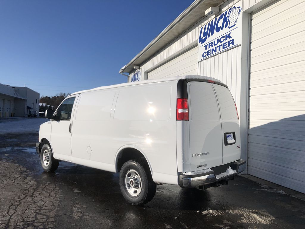 2020 Savana 2500 4x2, Empty Cargo Van #22786T - photo 1