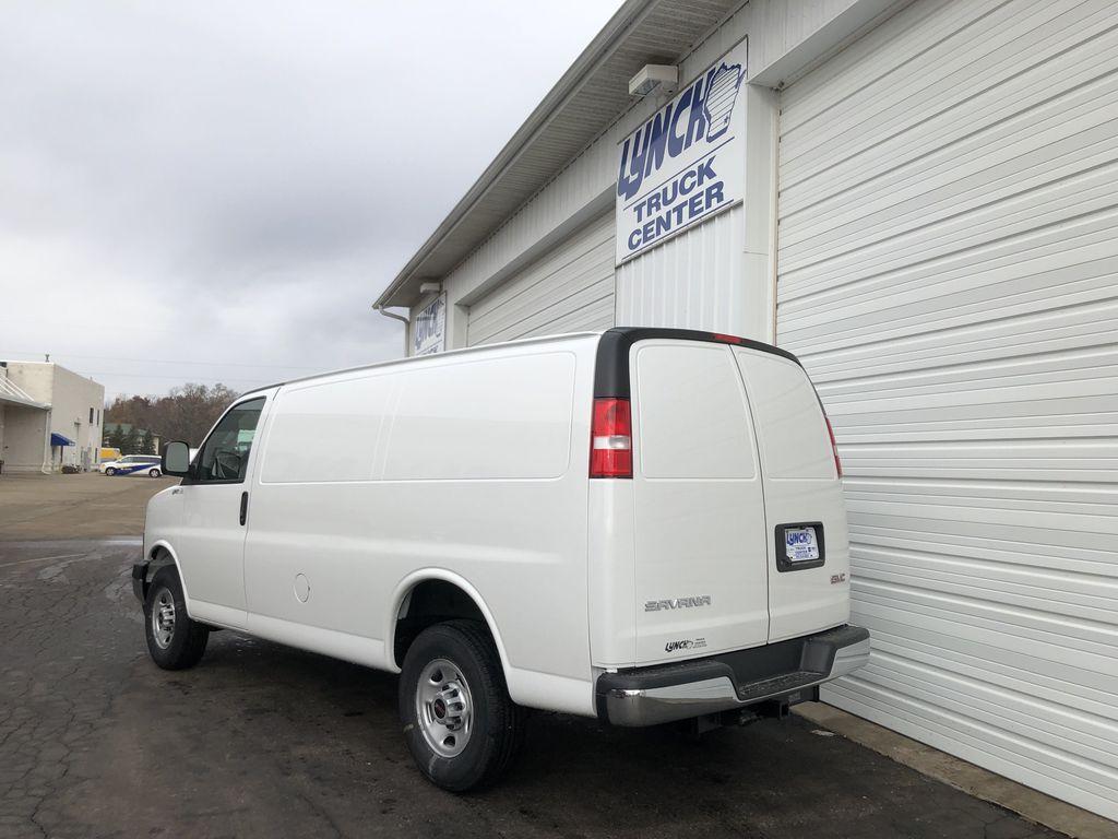 2020 Savana 2500 4x2, Empty Cargo Van #22837T - photo 1
