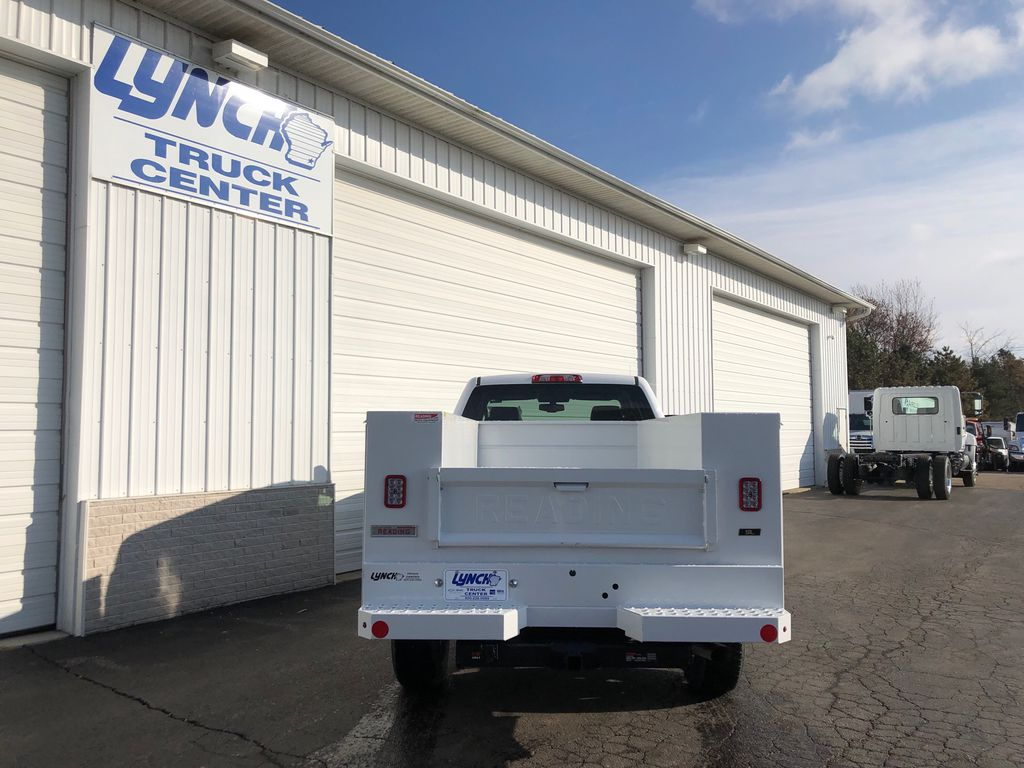 2019 Sierra 2500 Extended Cab 4x4, Reading SL Service Body #22856T - photo 11
