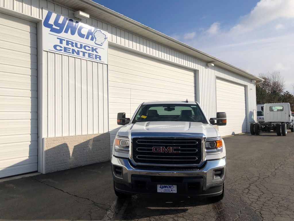 2019 Sierra 2500 Double Cab 4x4, Reading SL Service Body #22857T - photo 15