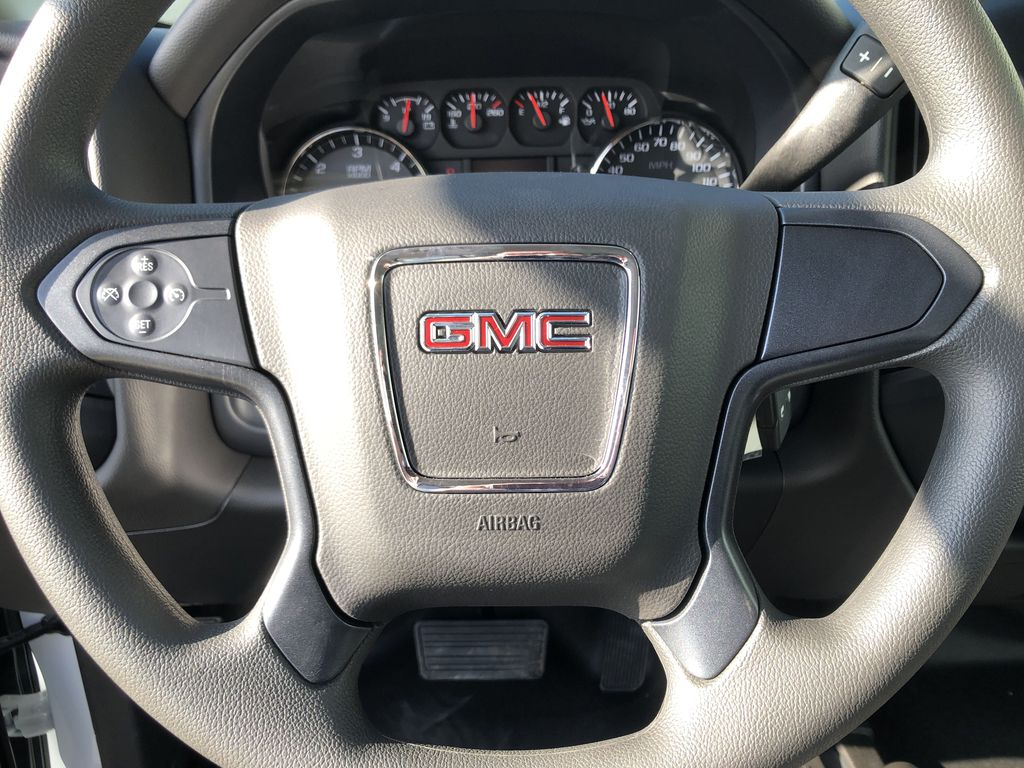 2019 GMC Sierra 2500 Double Cab 4x4, Reading SL Service Body #22858T - photo 10