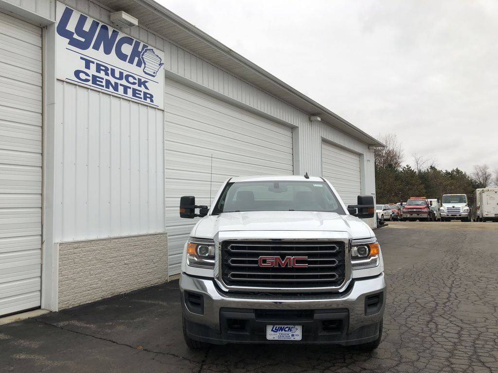 2019 Sierra 2500 Extended Cab 4x4, Reading SL Service Body #22859T - photo 15