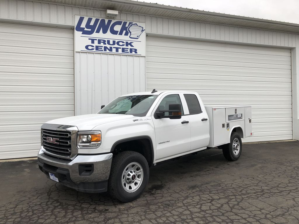 2019 GMC Sierra 2500 Extended Cab 4x4, Reading Service Body #22859T - photo 1