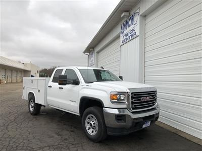 2019 Sierra 2500 Extended Cab 4x4, Reading SL Service Body #22859T - photo 14