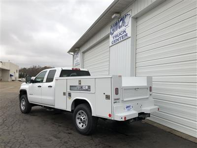 2019 Sierra 2500 Extended Cab 4x4, Reading SL Service Body #22859T - photo 2