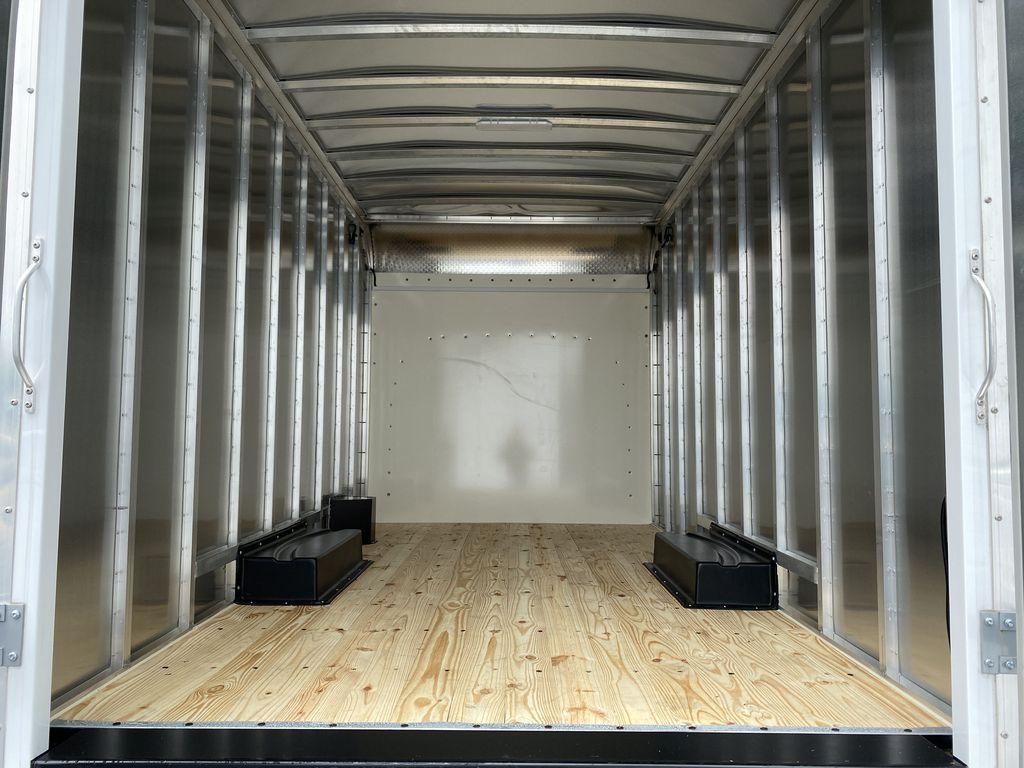 2020 GMC Savana 3500 RWD, Bay Bridge Sheet and Post Cutaway Van #22926T - photo 16