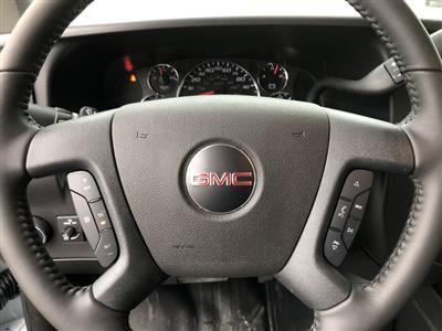 2020 GMC Savana 3500 RWD, Bay Bridge Sheet and Post Cutaway Van #22926T - photo 9