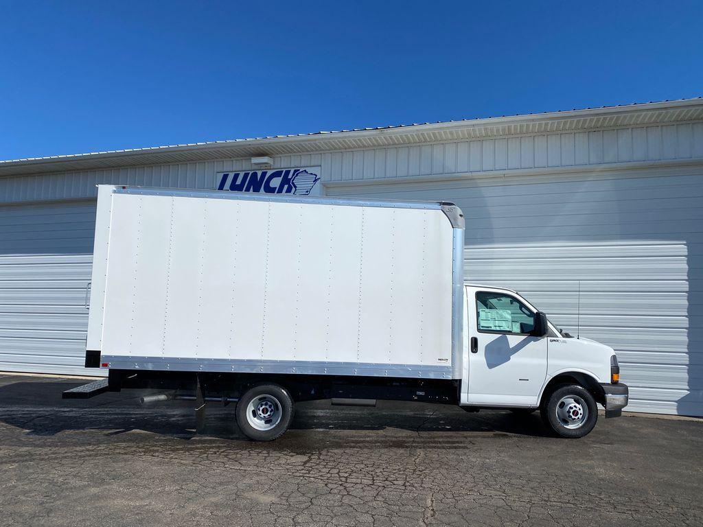 2020 GMC Savana 3500 4x2, Supreme Iner-City Dry Freight #22973T - photo 13